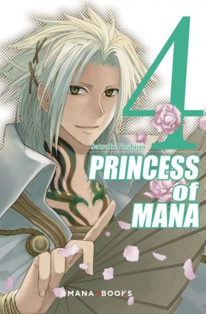 Princess of Mana - T.01   9791035501037