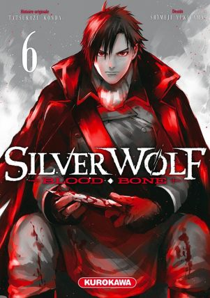 Silver Wolf - T.01 | 9782368527290