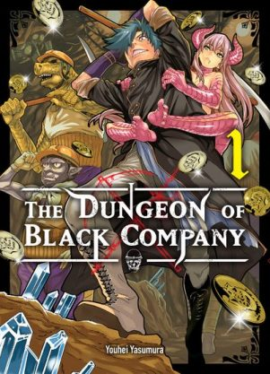 The Dungeon of Black Company - T.01 | 9782372873123