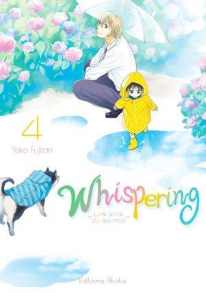 Whispering - T.01 | 9782369743750