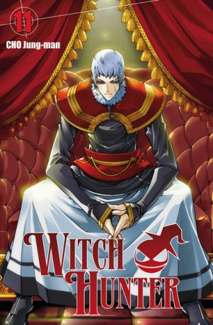 Witch Hunter - T.01 | 9782355922435