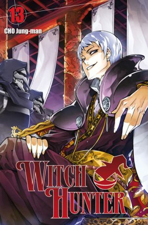 Witch Hunter - T.01 | 9782355924019