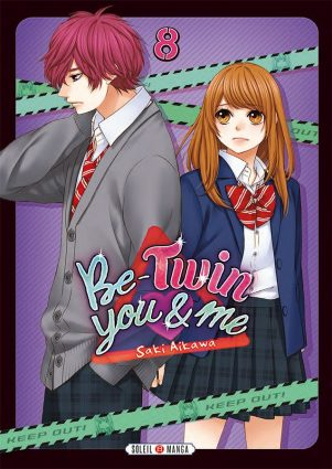 Be-twin You and Me - T.01 | 9782302076372