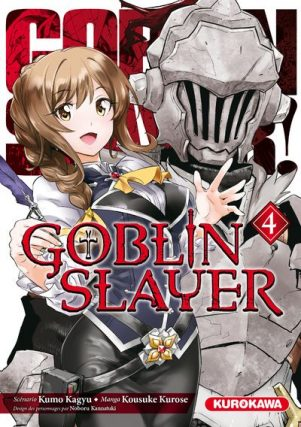 Goblin Slayer - T.04 | 9782368527221