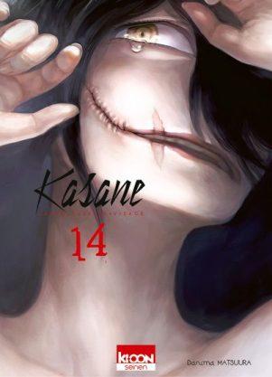Kasane - La voleuse de visage - T.14 | 9791032704165