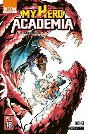 My Hero Academia - T.17 | 9791032704028