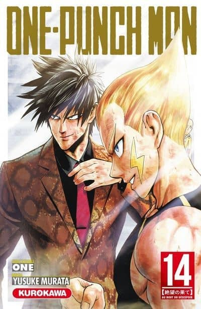 One Punch Man - T.14 | 9782368527177