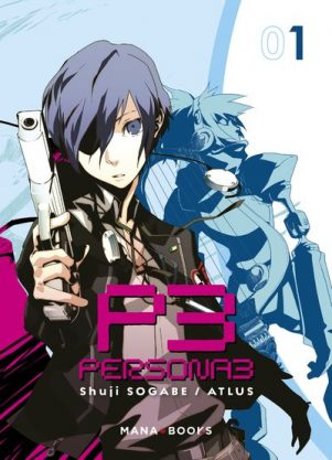 Persona - P3 - T.01 | 9791035500979