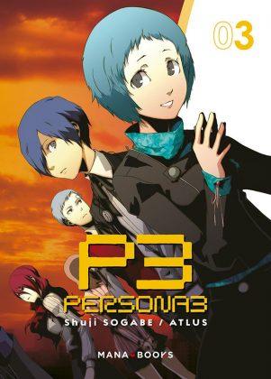 Persona - P3 - T.01 | 9791035501167