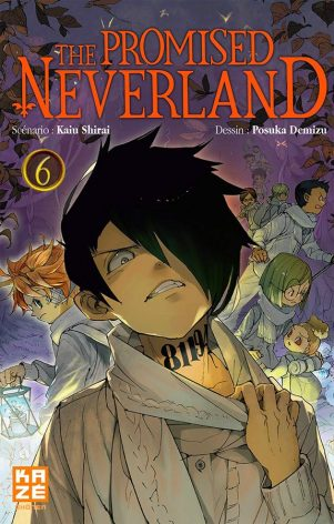 Promised Neverland (The) - T.06 | 9782820335234