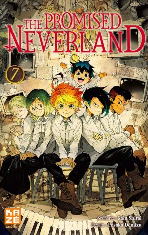 Promised Neverland (The) - T.06 | 9782820335371
