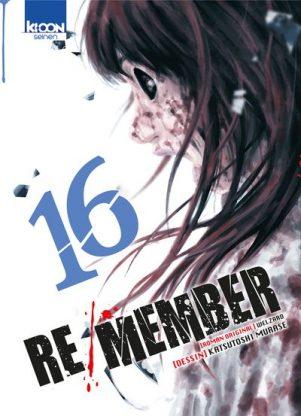 Re Member - T.16 | 9791032704134