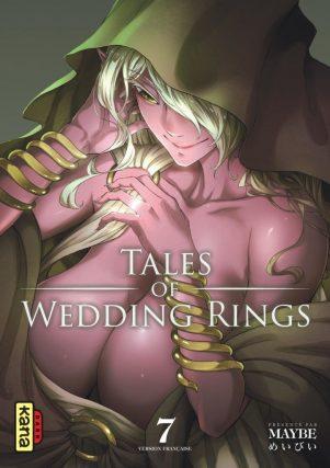 Tales of wedding rings - T.07 | 9782505075950