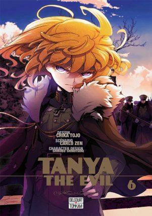 Tanya the Evil - T.06 | 9782413015246