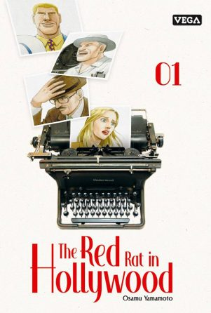 Red rat in Hollywood - T.01 | 9782379500152