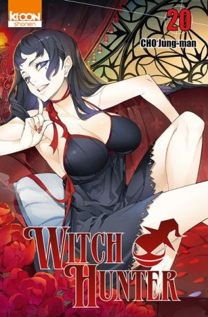 Witch Hunter - T.01 | 9791032703250