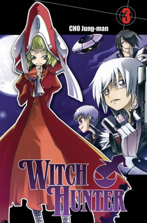 Witch Hunter - T.01 | 9782355920264