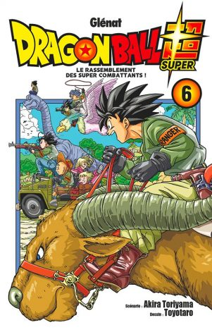Dragon Ball Super - T.06 | 9782344033623