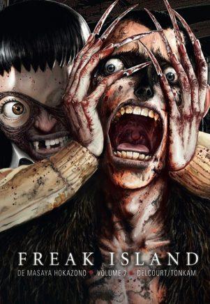 Freak Island - T.01 | 9782413018339