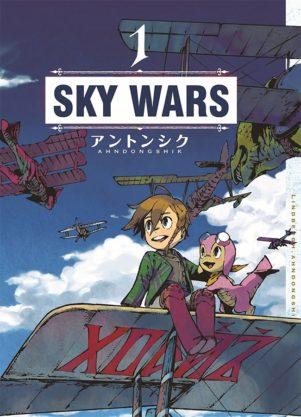 Sky Wars - T.01 | 9782203185937