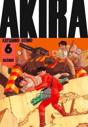 Akira - Edition Originale Noire et Blanc - T.06 | 9782344012451