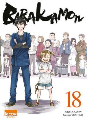 Barakamon - T.18 | 9791032704905