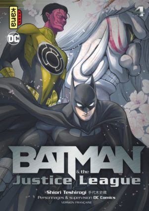Batman & the Justice League - T.04 | 9782505076124