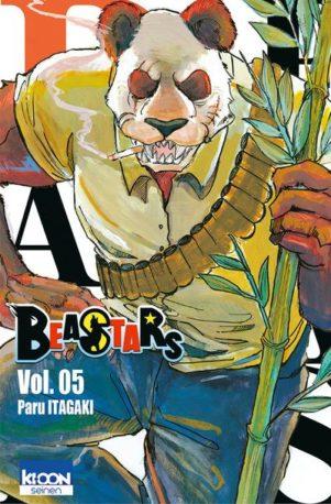 Beastars - T.03 | 9791032704264