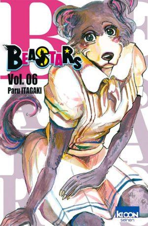 Beastars - T.03 | 9791032704875