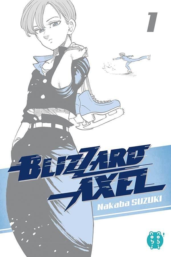Blizzard Axel - T.01 | 9782373493177