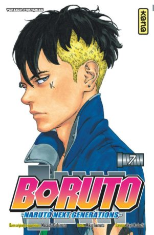 Boruto - Naruto Next Generation - T.07 | 9782505074427
