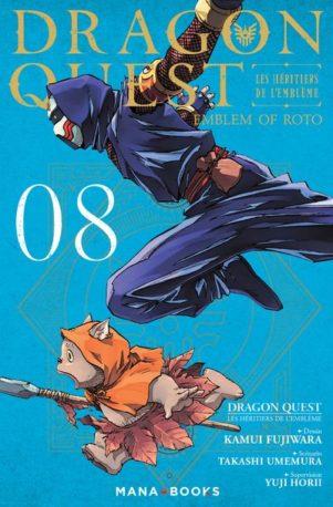 Dragon Quest - Emblem of Roto : Les héritiers de l'emblème - T.07 | 9791035501259