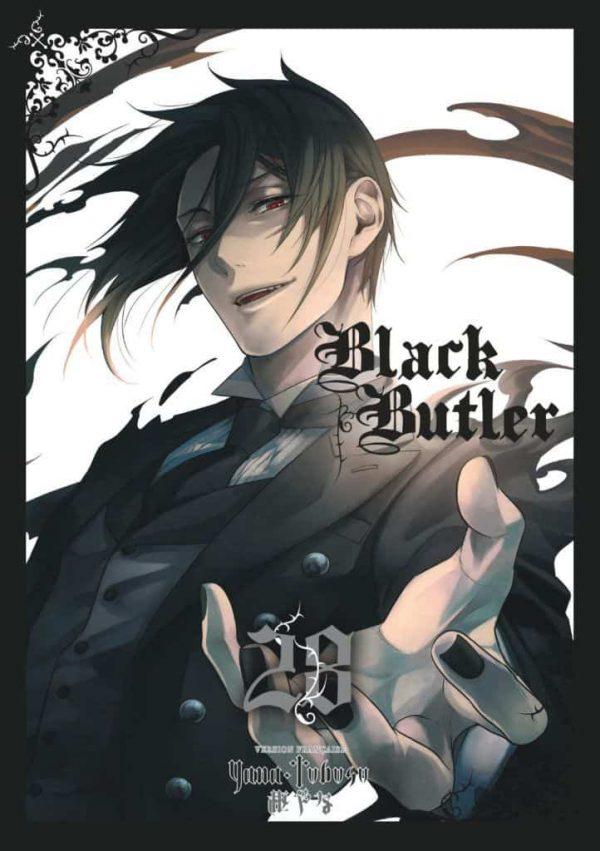 Black Butler - T.28 | 9782505076438
