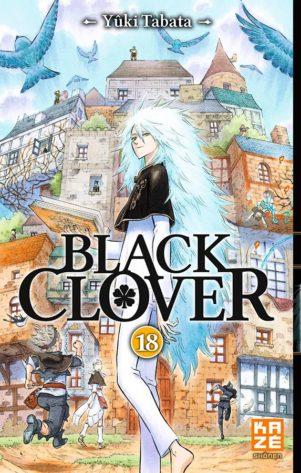Black Clover - T.18 | 9782820335487