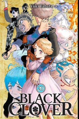 Black Clover - T.19 | 9782820335777