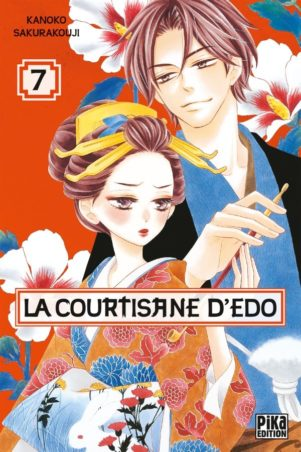 Courtisane d'Edo (La) - T.06 | 9782811644901