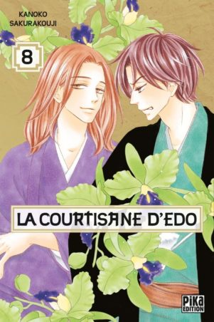 Courtisane d'Edo (La) - T.06 | 9782811650049