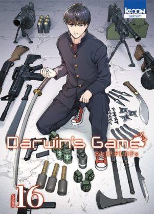 Darwin's Game - T.16 | 9791032704202