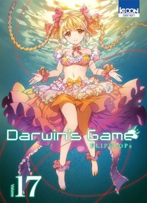 Darwin's Game - T.16 | 9791032705155