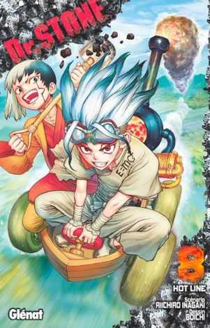 Dr Stone - T.04 | 9782344037126