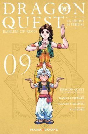 Dragon Quest - Emblem of Roto : Les héritiers de l'emblème - T.07 | 9791035501396