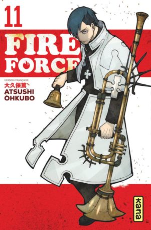 Fire Force - T.11 | 9782505074267
