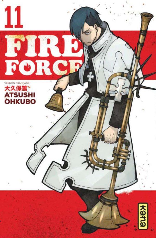 Fire Force - T.11 | 9782505074267