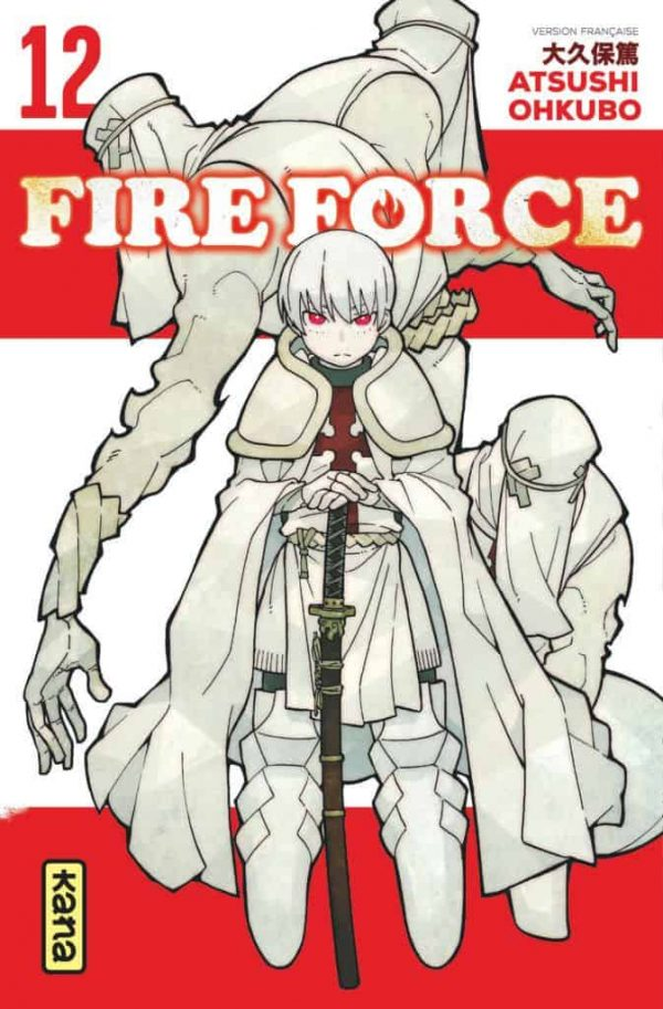 Fire Force - T.11 | 9782505074274