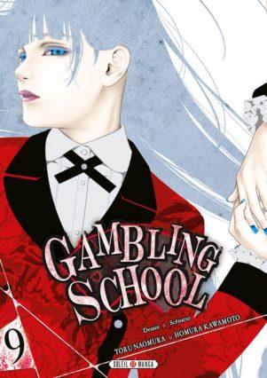 Gambling School - T.09 | 9782302075566