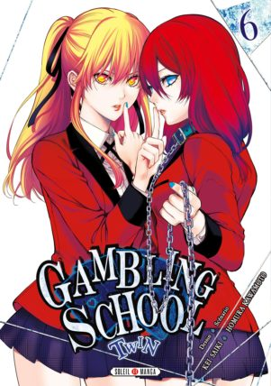 Gambling School - Twin - T.03 | 9782302077898