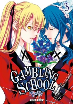 Gambling School - Twin - T.03 | 9782302074088