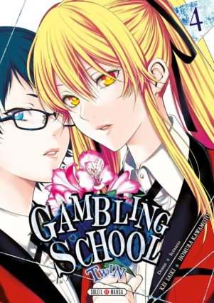 Gambling School - Twin - T.03 | 9782302075573