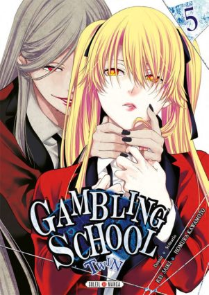 Gambling School - Twin - T.03 | 9782302076723