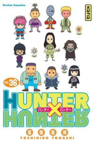 Hunter X Hunter - T.36 | 9782505076360